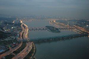 Korea. by firah
