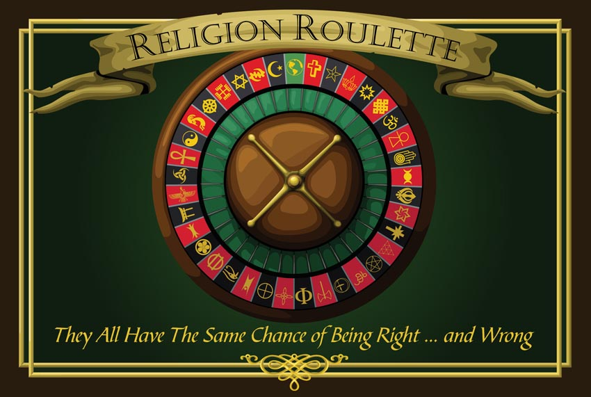 Religion Roulette by petex