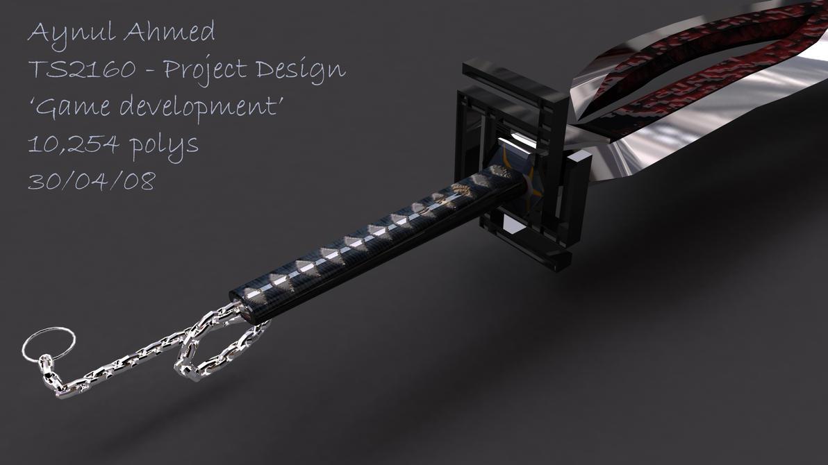 Fantasy Sword by 3rdman2008 on DeviantArt