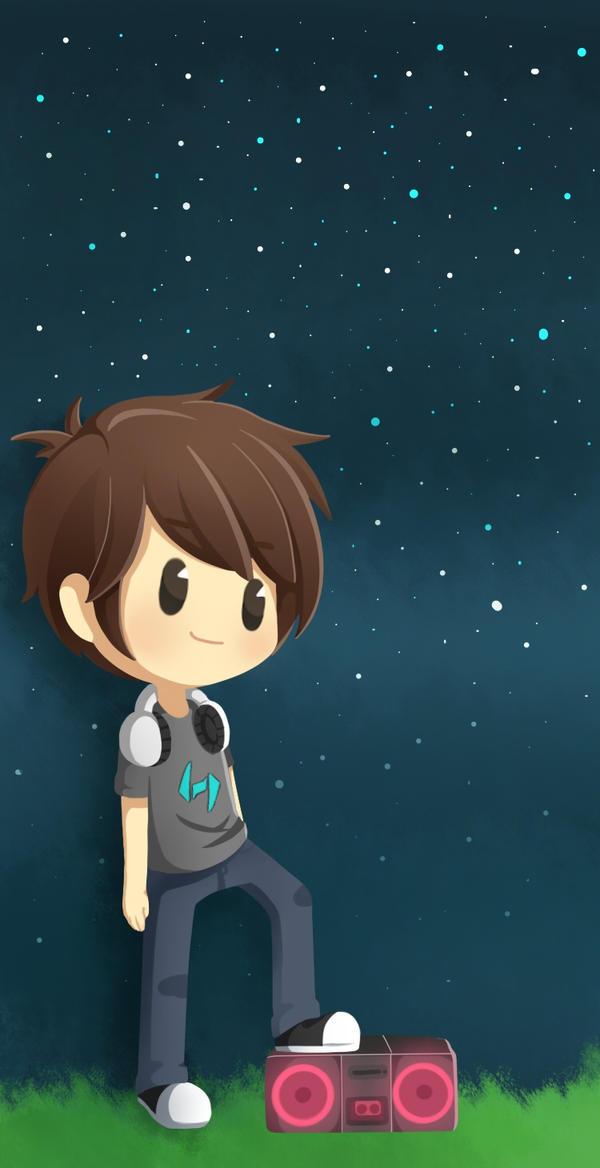 It's a stars thing by L0kii