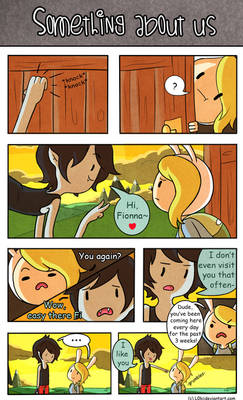 Something about us - Page 1