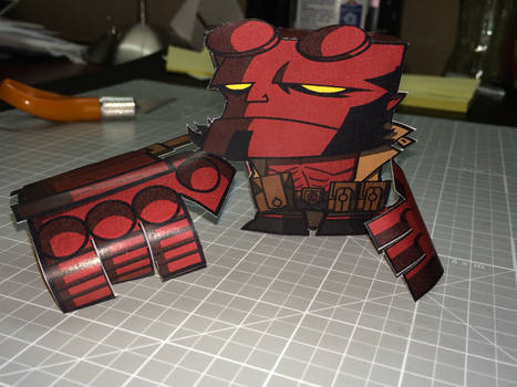 Hellboy Bit+