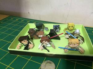 Star Wars MiniBits+ Group photo