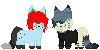 [PC] Renai and Ishi by CONVULS10NS