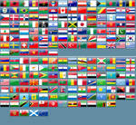 Web 2.0 World Flags