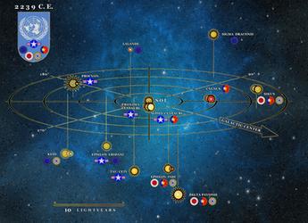 Star Map, Mk. 2 by stratomunchkin