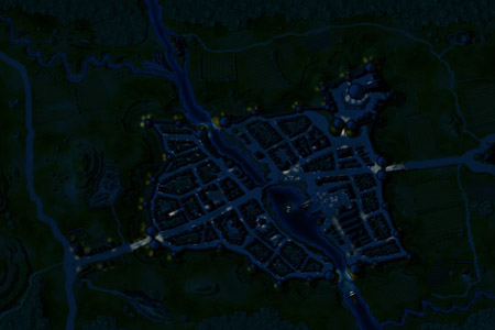 Small-scale Preview, Night Version, Unlabelled