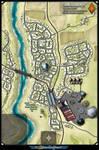 Shiftshore - Battletech Town Map