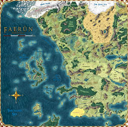 Forgotten Realms: The Sword Coast