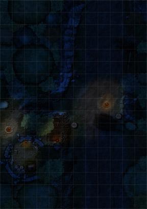 Nighttime Ambush Site