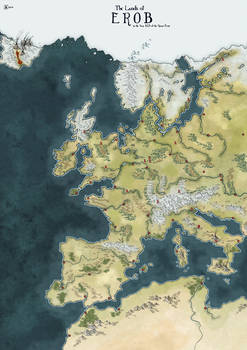 Free Map Friday - Erob after the Great Frost