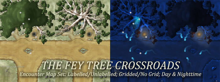 The Fey Tree Crossroads