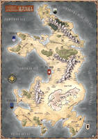 Alaria and the Lands of the Silted Sea