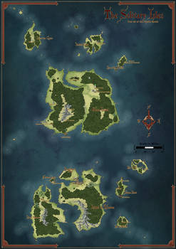 Commission - The Solitary Isles