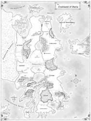 Commission - Continent of Duria