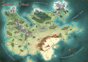 Continent of Lorand