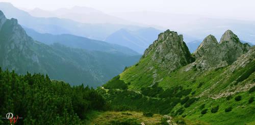 Tatra Mountains #4