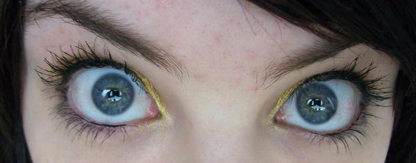 Eye stock by Dingelientje-stock