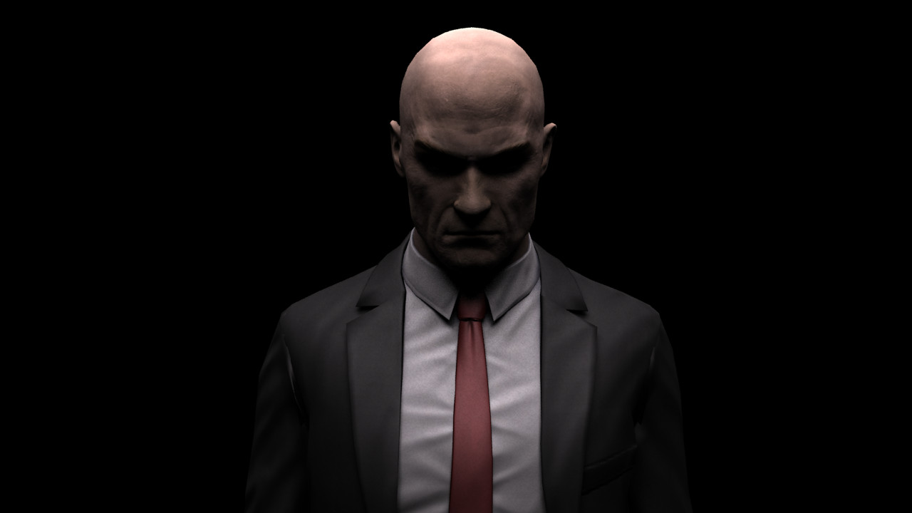 Charming Agent 47   Render By TheForgottenSaint47 Agent 47   Render By  TheForgottenSaint47