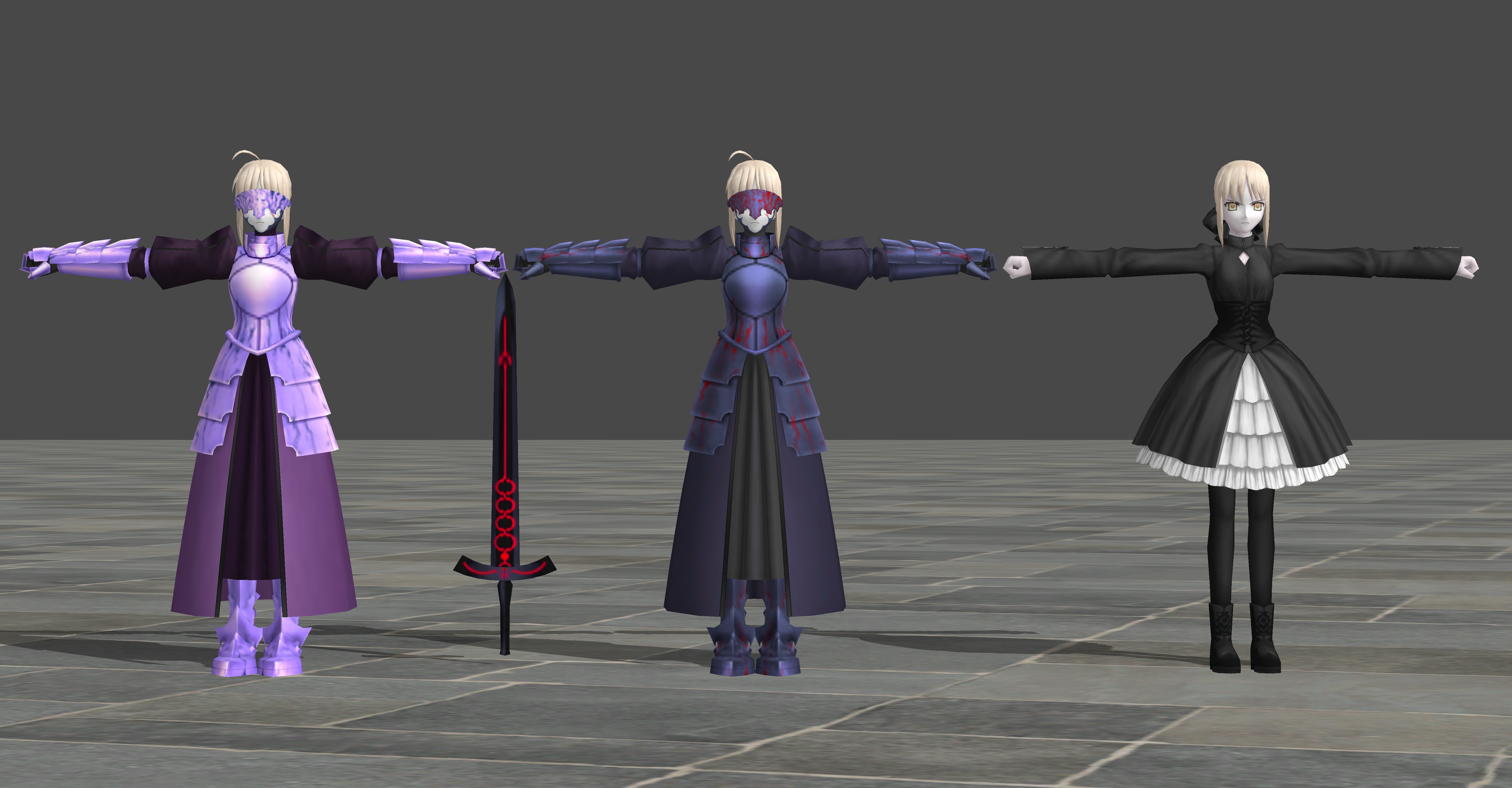 saber alter   fate unlimited codes updated by