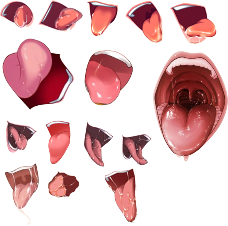 Ahegao Mouth 1 By TheForgottenSaint47 On DeviantArt