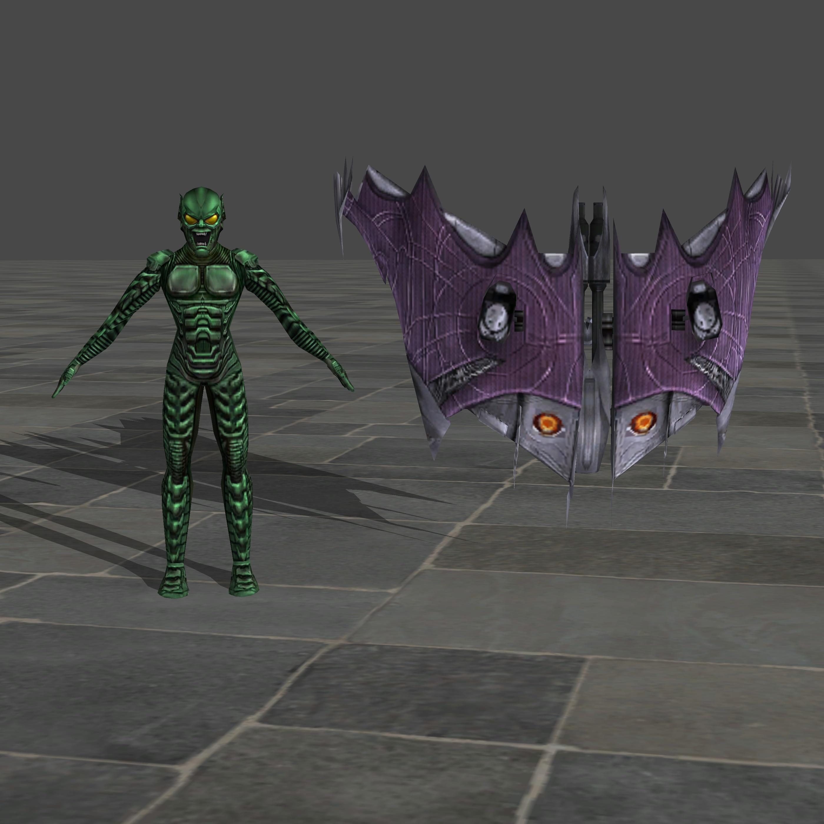 Green Goblin 2002