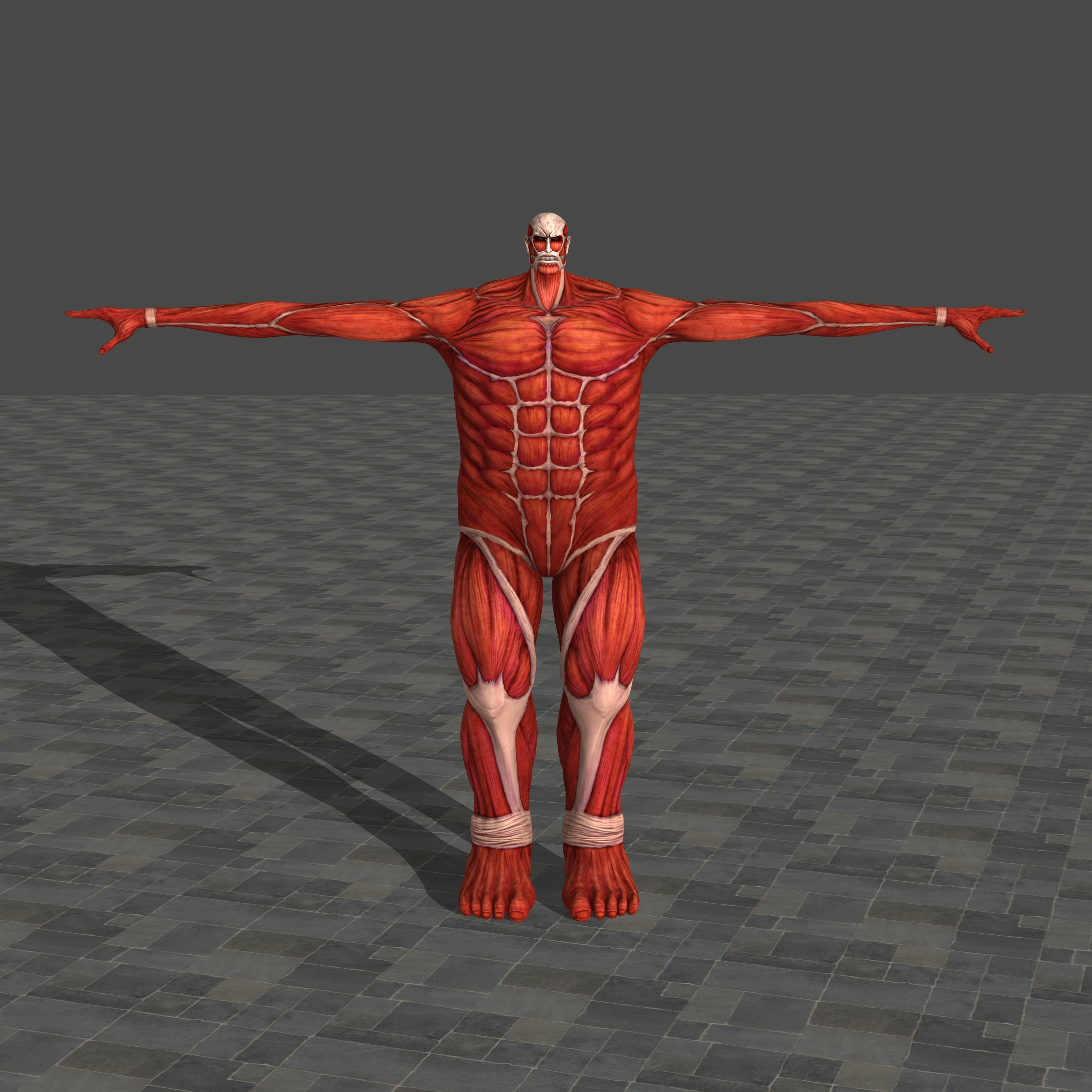 Colossal Titan - Attack on Titan: Wings of Freedom by ...