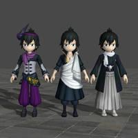 Zeref pack - Fairy Tail Brave Saga by Dangel-Deviliono