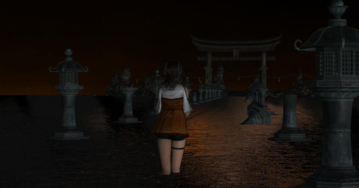 Black Moisture (Stage) - Fatal Frame 5 by TheForgottenSaint47 on ...