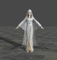 Yuri Kozukata (Bride) - Fatal Frame 5 by TheForgottenSaint47