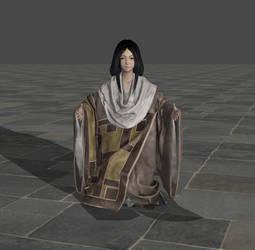 Divine Child (Sitting) - Sekiro [UPDATED]