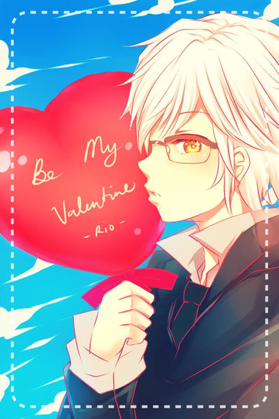 Be My Valentine xoxo by hsmr