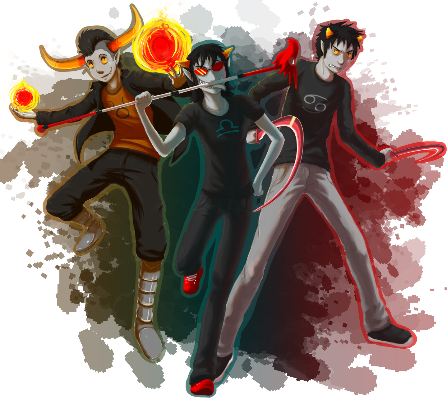 Homestuuuuuck by crow559