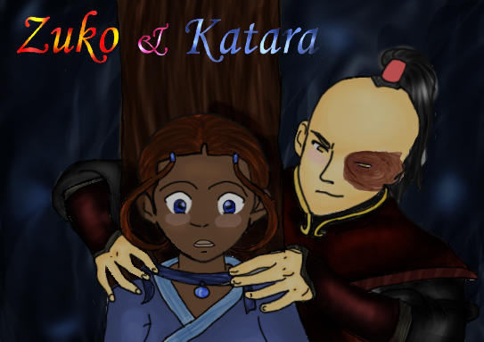 Zuko And Katara 'necklace'