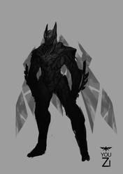 MECHA BATMAN... by YOUZI78122