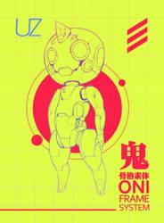 ONI FRAME SYSTEM by YOUZI78122