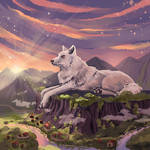 Dawn of The Great Wolf