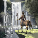 Journey through a silent land