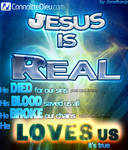 Jesus is REAL