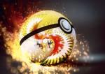 HO-OH into pokeball