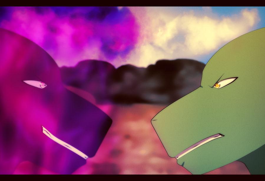 Leo VS Demonios-Leo