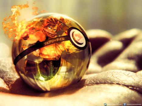 The Fairy Tail Pokeball