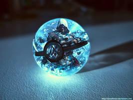 Pokeball of Assassin's Creed by Jonathanjo
