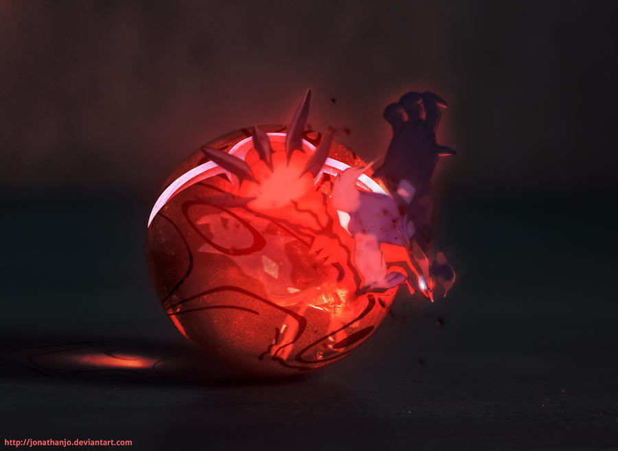 The Pokeball of Yveltal by Jonathanjo on DeviantArt