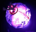 The Pokeball of Mega Sableye