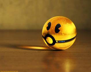 PacMan Ball by Jonathanjo