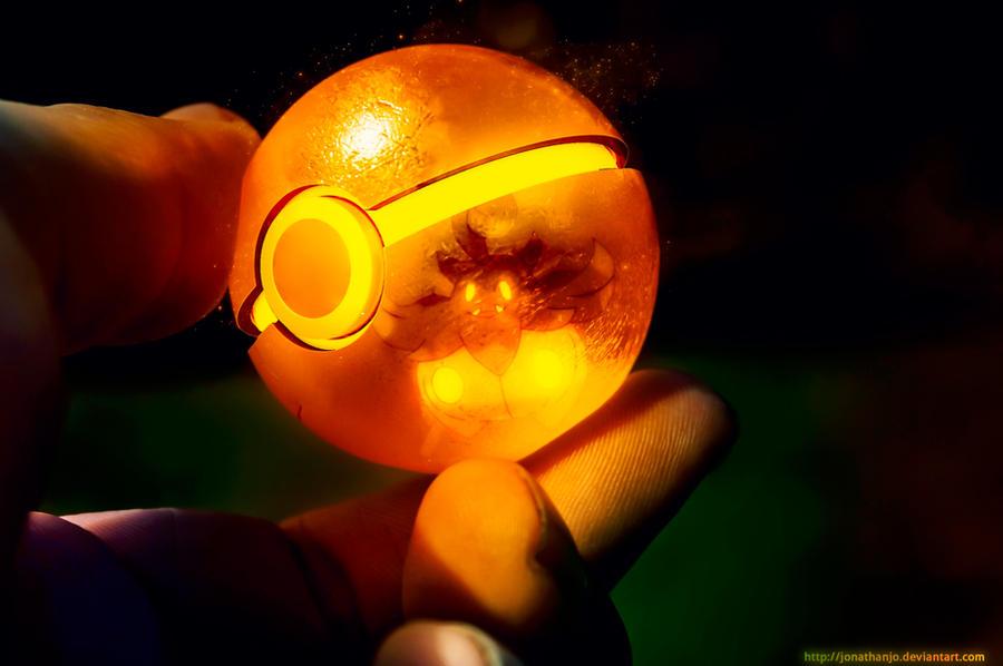 The Pokeball of Pumpkaboo (for Halloween) by Jonathanjo on ...