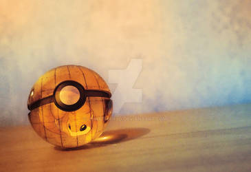 The Pokeball of Sandshrew