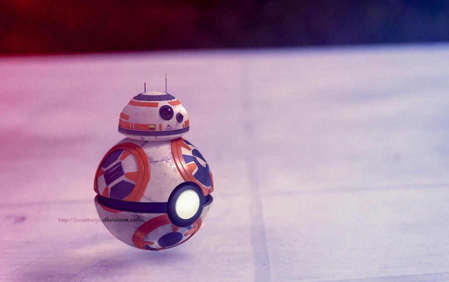BB8 as a Pokeball (Star Wars)