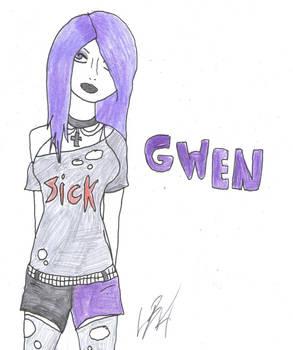 NEW OC: Gwen Laveau